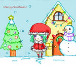 Merry Christmas by Aninsey