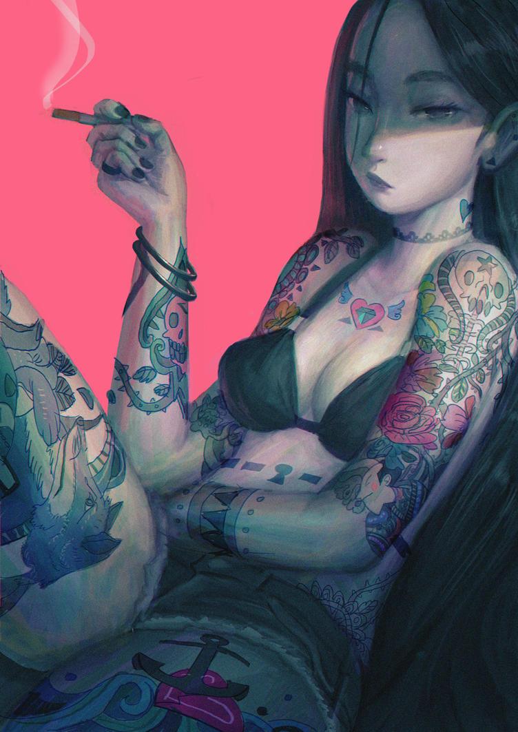 Femme Fatale by McIdea