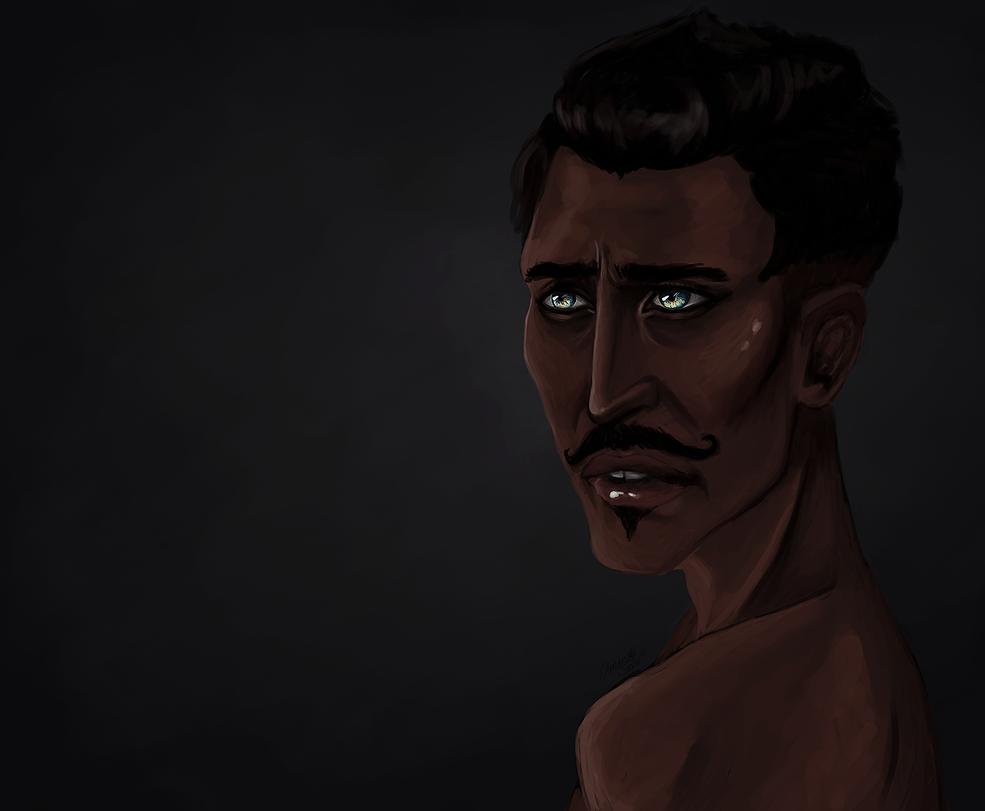 Dorian Pavus by Manderlinaa