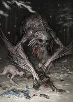 Forest-Monsters by Denchik111