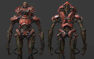 Humanoid cyborg