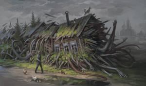 Creeping House