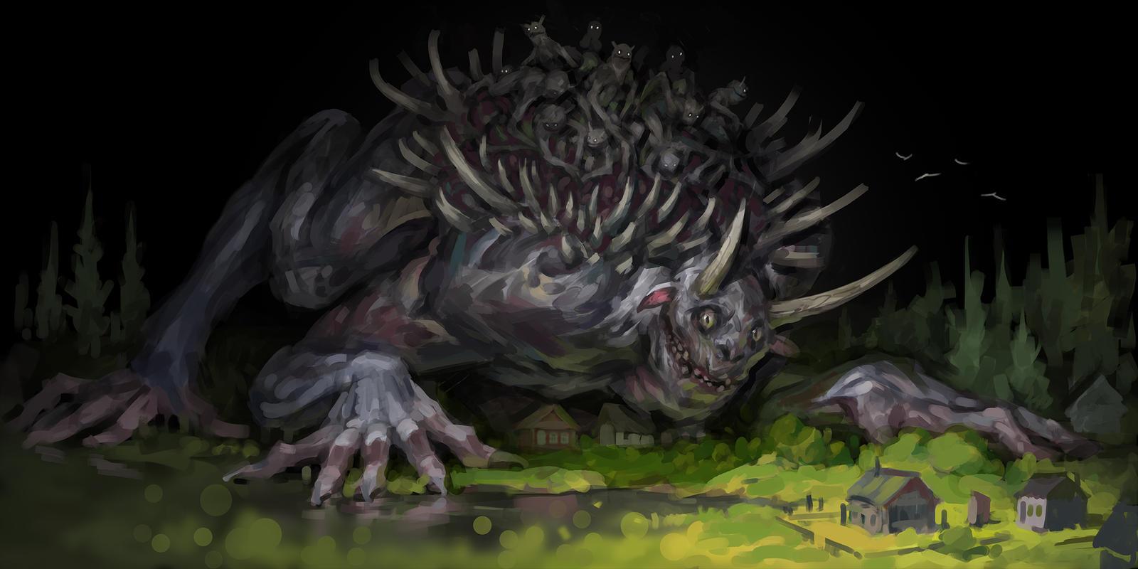 Demon's family