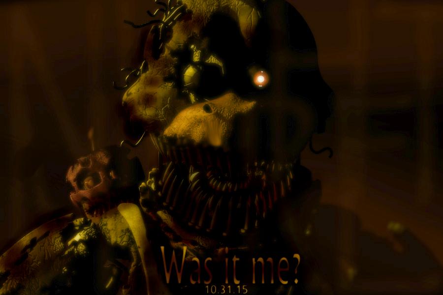 Nightmare bloody chica fnaf by sylmg on deviantart