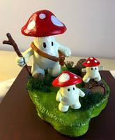 Mama Mushroom 3