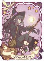 Strix the Witch by Misfit-Mimi