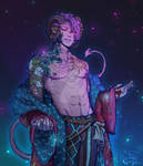 Critical Role - Mollymauk