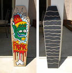 Freaky Coffin Deck