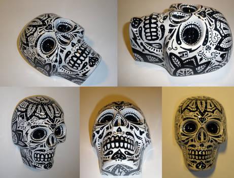 Sugar Skull set 1
