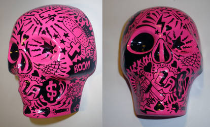 Sugar Skull set 2