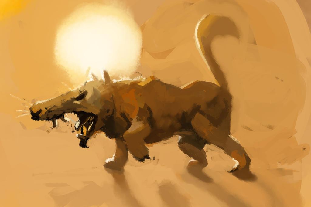 VONYC567: Scorch Wolf by Hamsta180