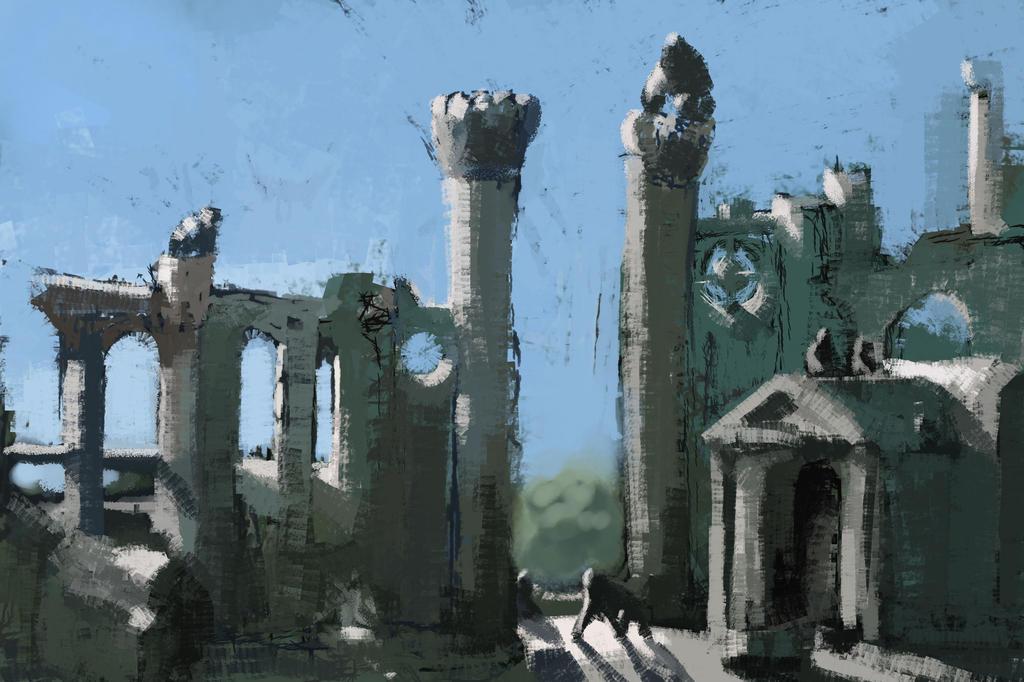 HARDWELL349: The Ruins of Simia by Hamsta180