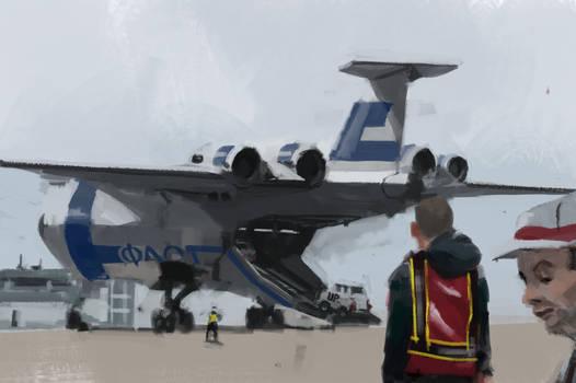 VONYC637: Strategic Airlift Asset