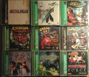 Playstation One Classics Part I
