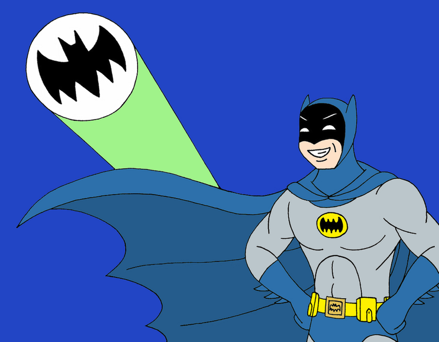 Thank You Batman by streetgals9000 by JQroxks21