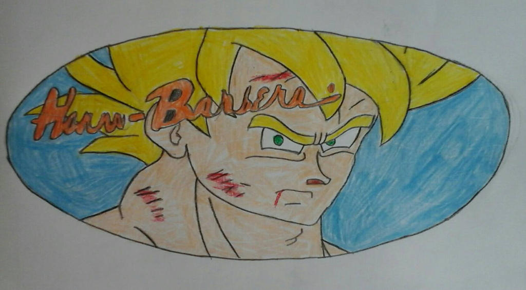 Hanna-Barbera All-Star - Son Goku by JQroxks21