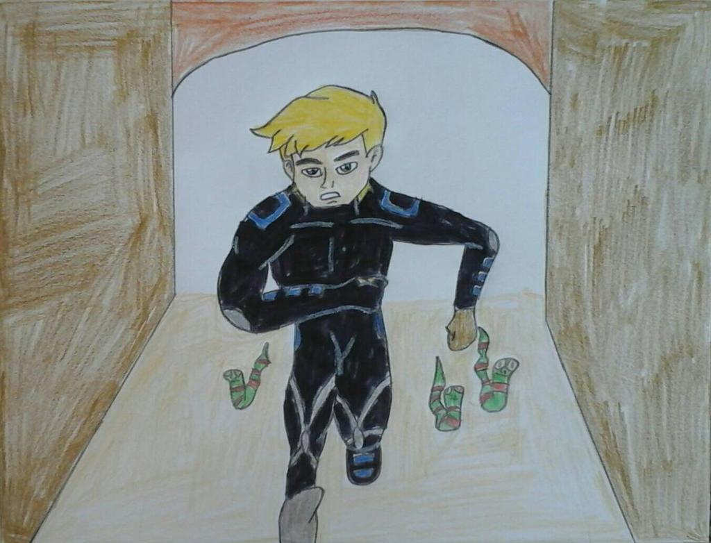 Run Jonny! Run! by JQroxks21