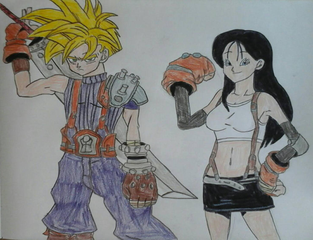 Final Fantasy Z by JQroxks21