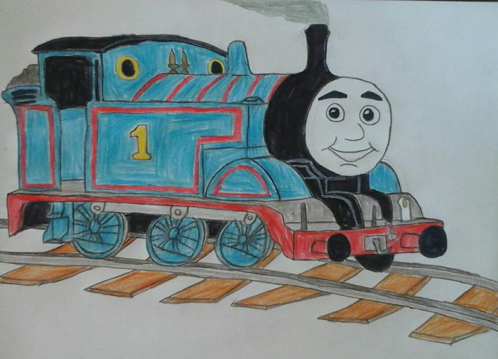Thomas by JQroxks21