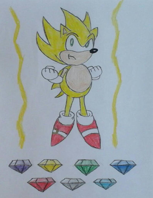 Super Sonic by JQroxks21