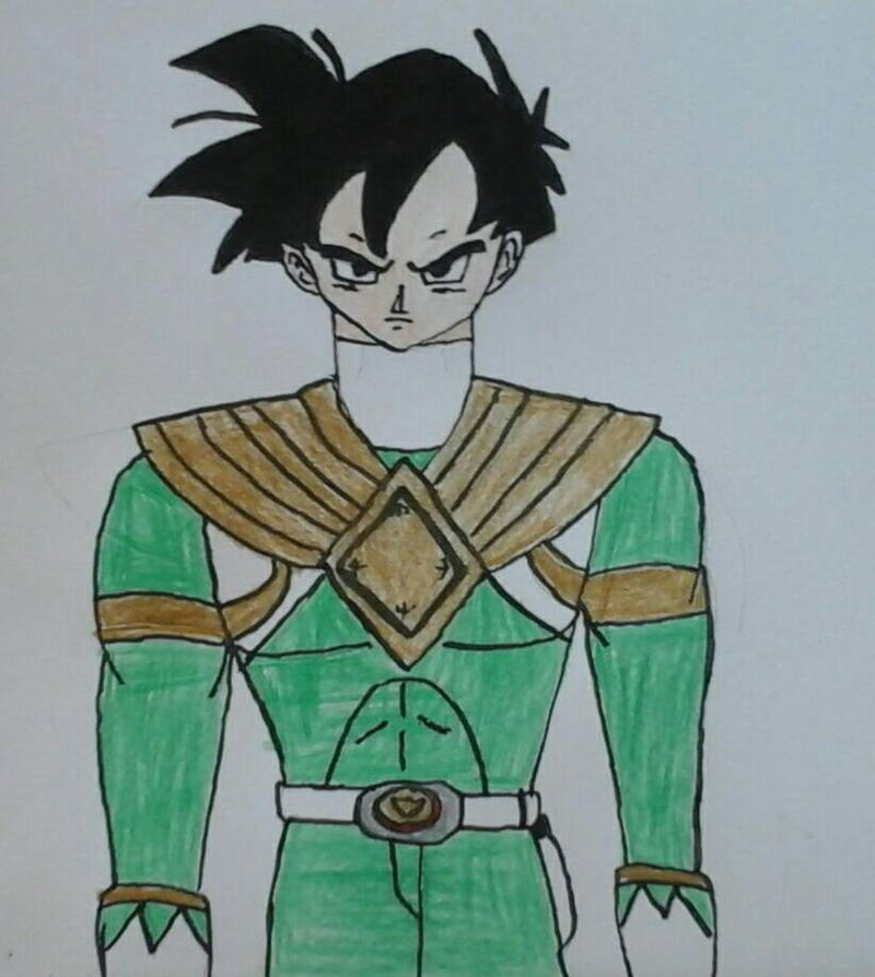 The Green Ranger by JQroxks21