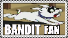 Bandit Stamp by JQroxks21