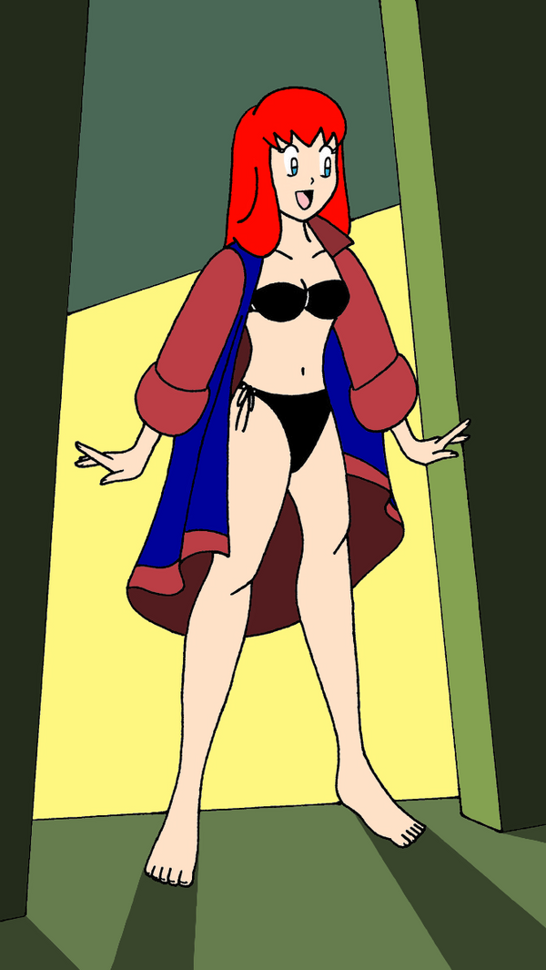 Mary Jane After Shower by streetgals9000 by JQroxks21
