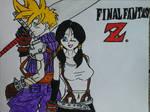 Final Fantasy Z - Gohan x Videl