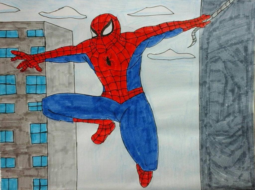 Spider-Man by JQroxks21