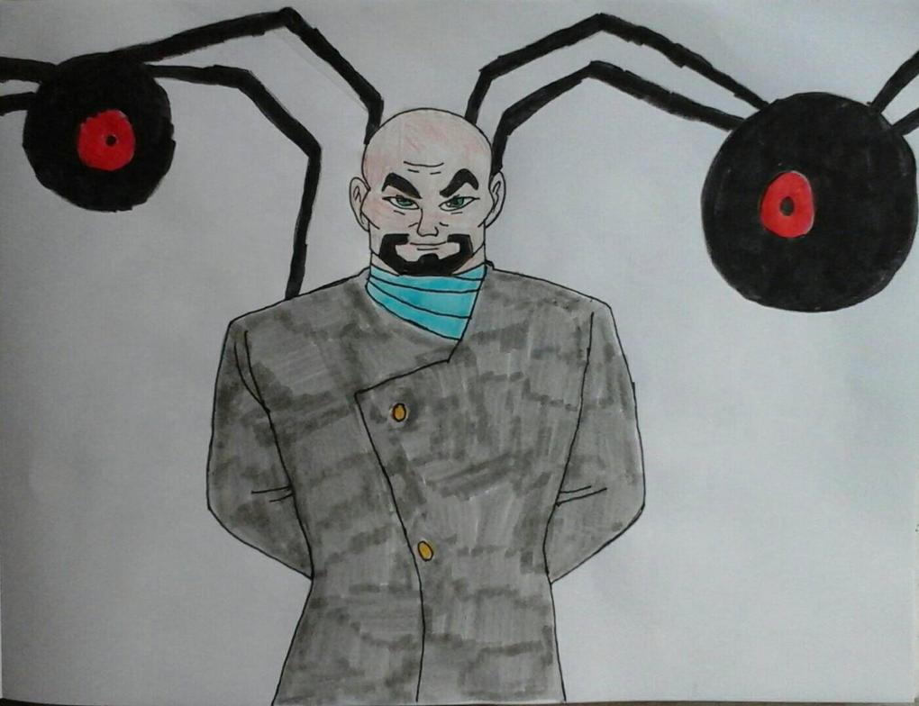 Dr. Zin by JQroxks21