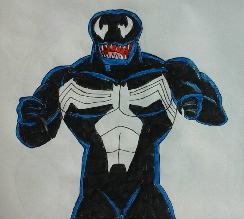 Venom by JQroxks21