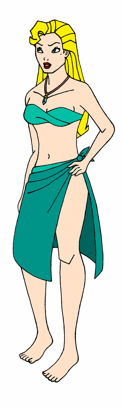 Helga The Atlantean by streetgals9000 by JQroxks21