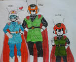 The Saiya Heroes