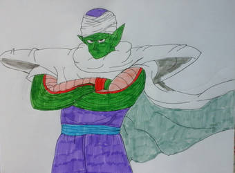 Piccolo by JQroxks21