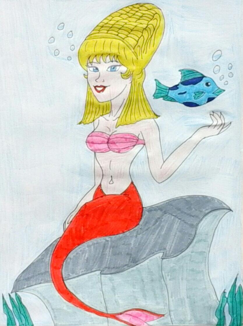 Janice The Mermaid