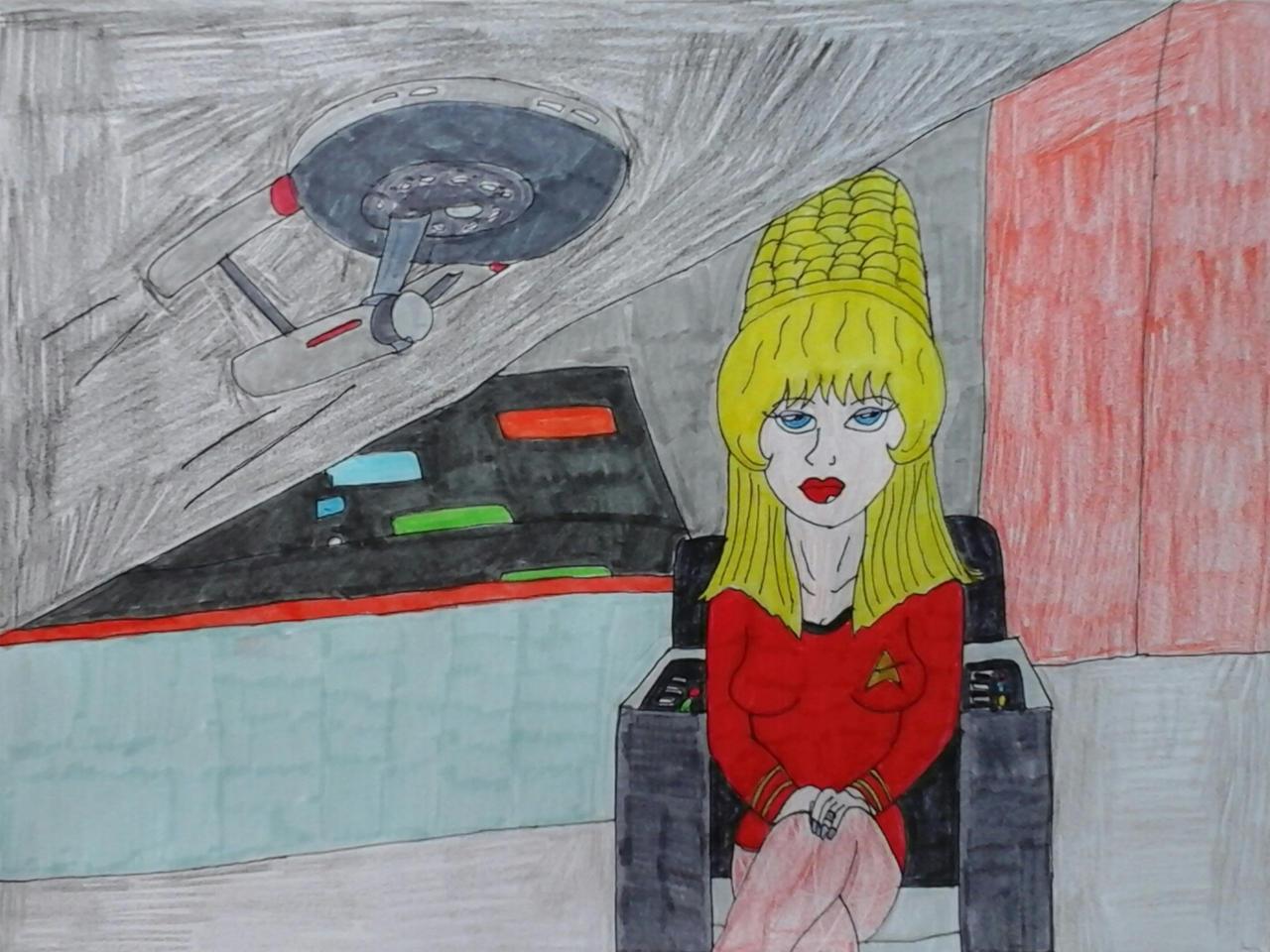 Captain Janice Kirk