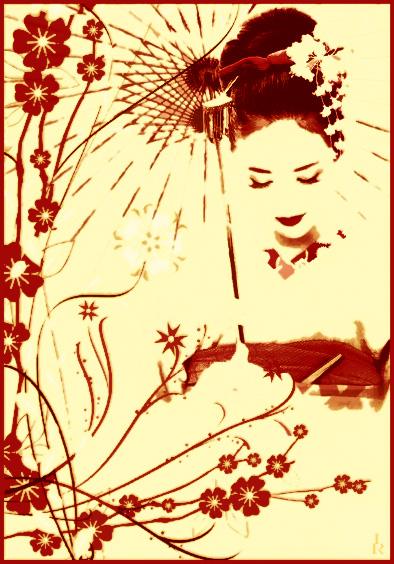 Sayuri by RafkinsWarning