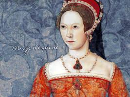 Mary I by RafkinsWarning