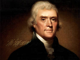 Thomas Jefferson by RafkinsWarning