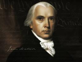 James Madison by RafkinsWarning