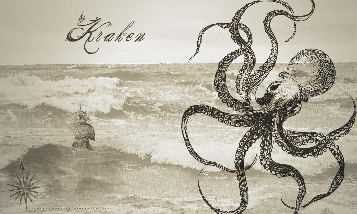 Release the Kraken :. by RafkinsWarning on DeviantArt