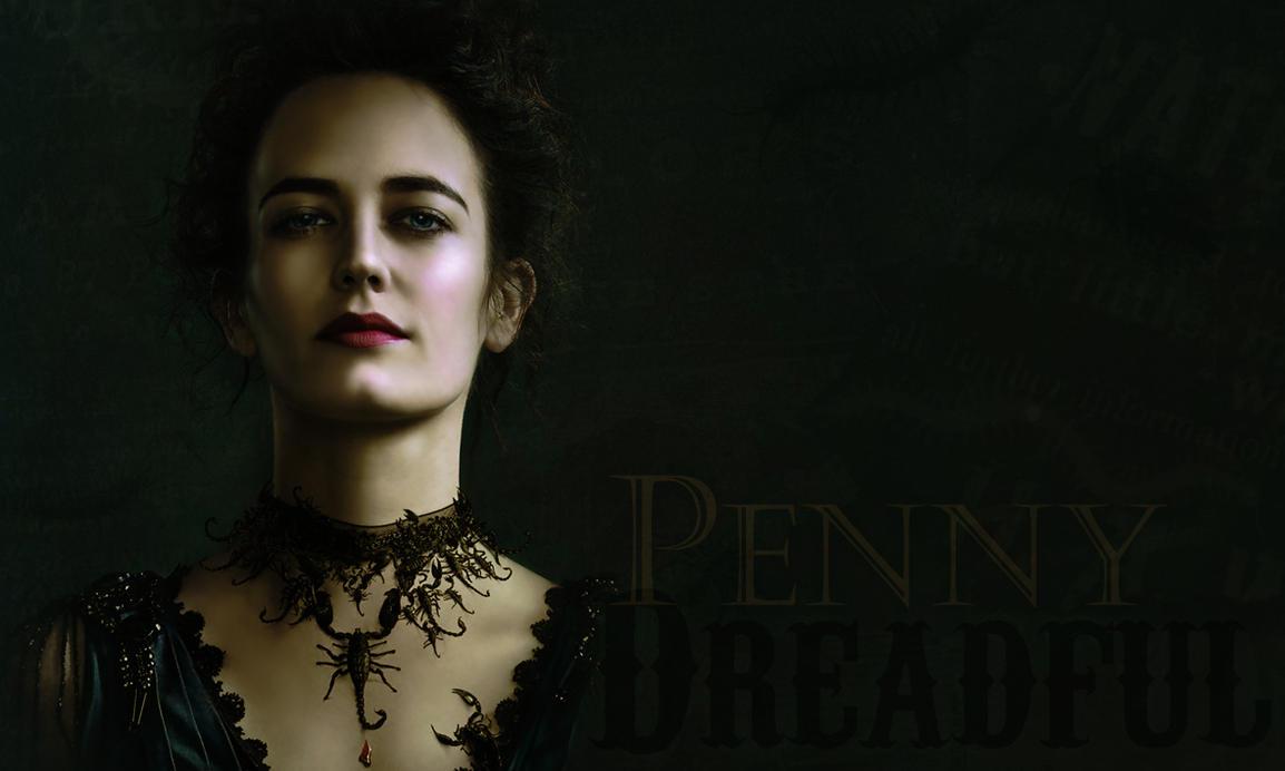 Penny Dreadful :. Vanessa Ives by RafkinsWarning