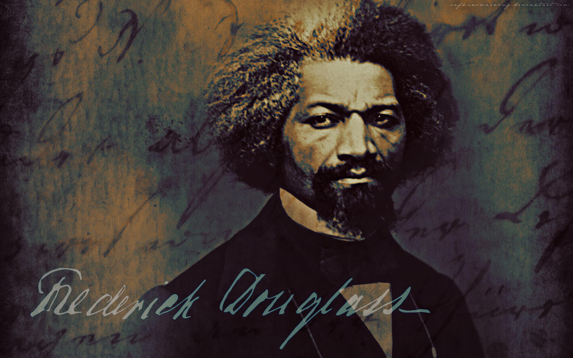 Frederick Douglass :. by RafkinsWarning