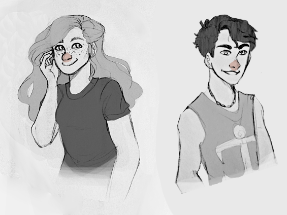some pj kids by PrillaLightfoot