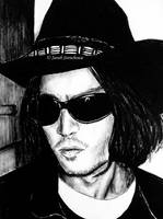 Johnny Depp by SESartwork