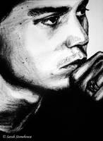 J Depp by SESartwork