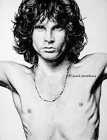 Jim Morrison by ScenicSarah