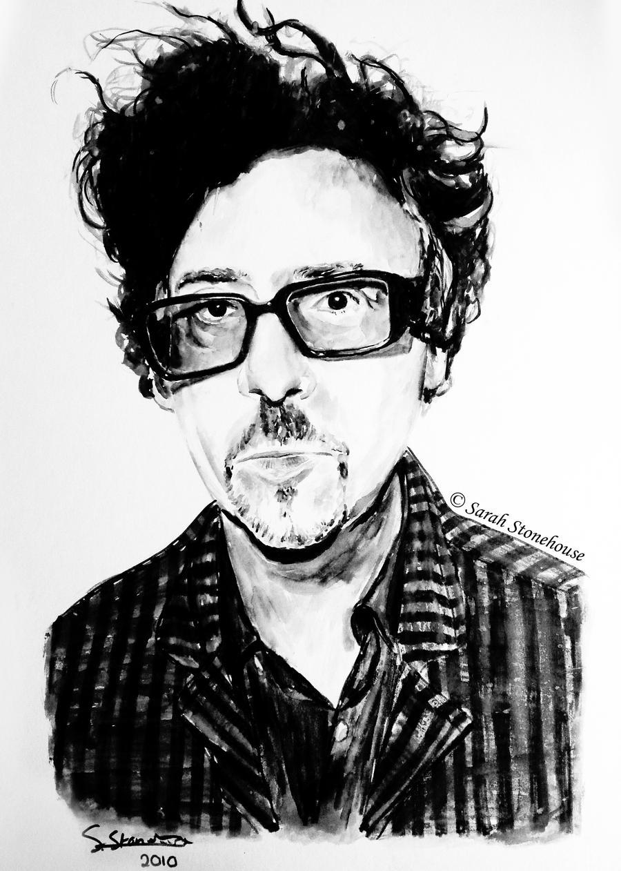 Tim Burton by ScenicSarah