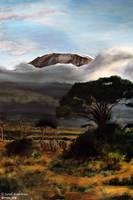Kenyan Safari by SESartwork