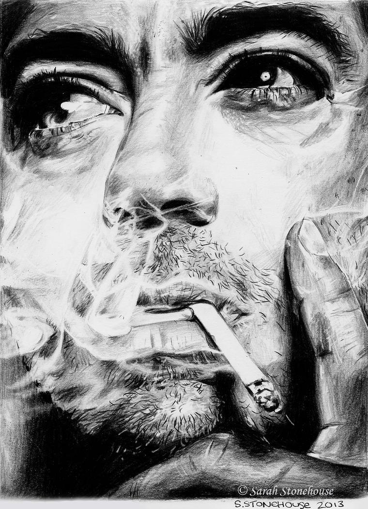 Robert Downey Junior by ScenicSarah